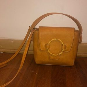 Free people cross body purse!
